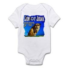 Lion of Judah 10 Infant Creeper