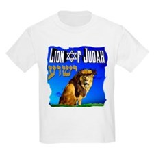 Lion of Judah 10 Kids T-Shirt