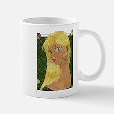 Sunset People Brooklyn Mug