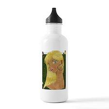 Sunset People Brooklyn Water Bottle
