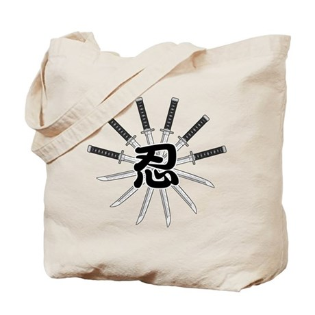 Shinobi Tote Bag
