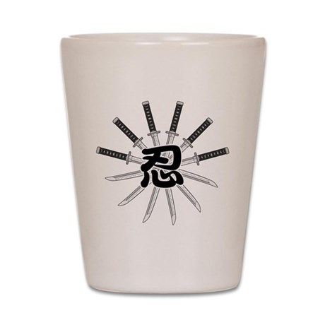 Shinobi Shot Glass