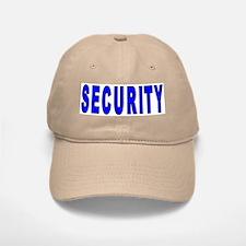 SECURITY Baseball Baseball Cap