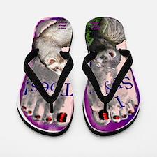 i spy toes Flip Flops