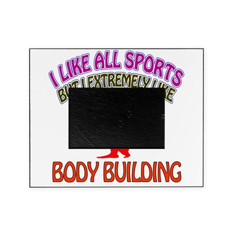 Body building Design Picture Frame