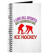 Ice Hockey Design Journal