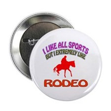"""Rodeo Design 2.25"""" Button (10 pack)"""