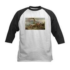 Vintage Painting of the Hunt Tee