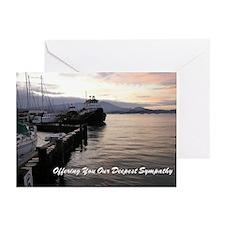 Sympathy Greeting Cards (Pk of 10)