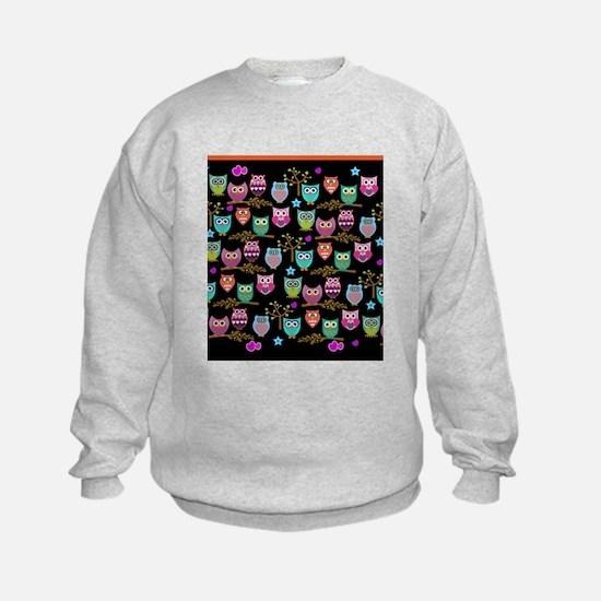 Unique Owl Sweatshirt