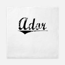 Ador, Aged, Queen Duvet