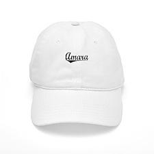 Amara, Aged, Baseball Cap