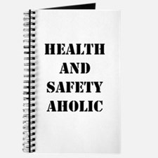 Health and Safety Officer Notebook Journal