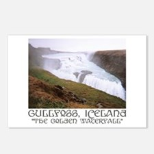 Gullfoss Postcards (Package of 8)