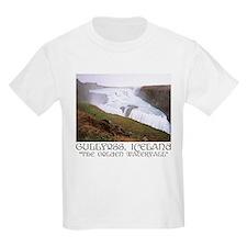 Gullfoss Kids T-Shirt