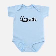 Argente, Aged, Infant Bodysuit