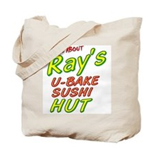 Ray's Sushi Tote Bag