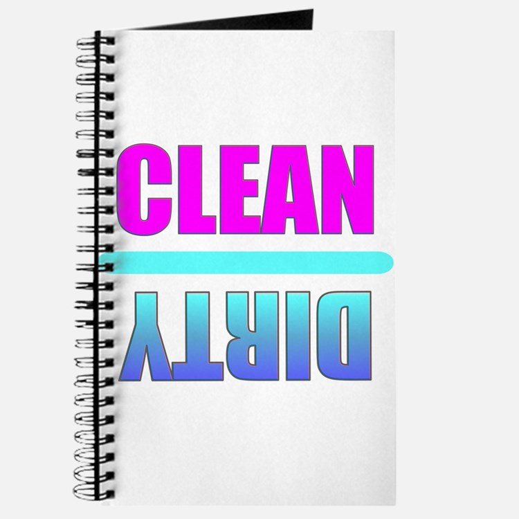 Clean & Dirty Journal