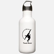 Personalize I Flip Out Water Bottle