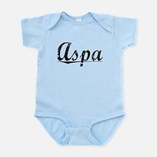 Aspa, Aged, Infant Bodysuit