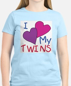 I heart my twins Women's T-Shirt