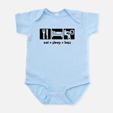 BM02 EAT SLEEP BMX Infant Bodysuit