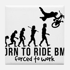 BMX EVOLUTION BORN TO RIDE BMX FORCED TO WORK Tile