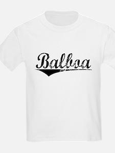 Balboa, Aged, T-Shirt