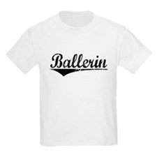 Ballerin, Aged, T-Shirt