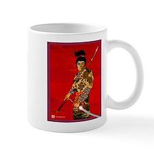 Mug, Kagamijishi, The Lion of Kabuki