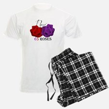 Two Roses: I have Cystic Fibrosis Pajamas
