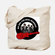 We Are The Real Monkies Tote Bag