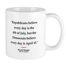 Ronald Reagan Quote #1 Mug