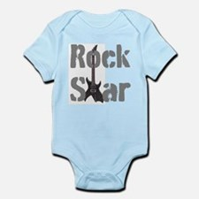 ROCK STAR Infant Bodysuit