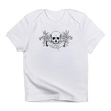 Skull Rose: Surviving C.F. Infant T-Shirt