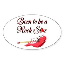 ROCK STAR Decal