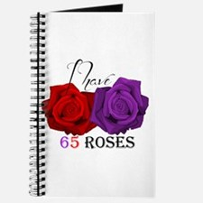 Two Roses: I have Cystic Fibrosis Journal