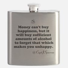 Money cant buy happiness Flask