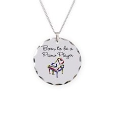 PIANO PLAYER Necklace