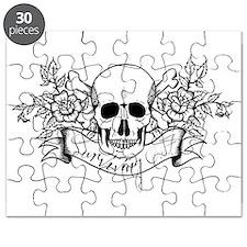 Skull Rose: Surviving C.F. Puzzle