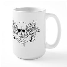 Skull Rose: Surviving C.F. Mug