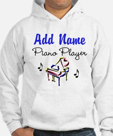 PIANO PLAYER Hoodie