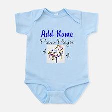 PIANO PLAYER Infant Bodysuit