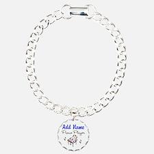 PIANO PLAYER Charm Bracelet, One Charm