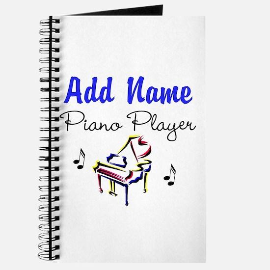PIANO PLAYER Journal
