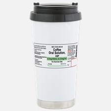 Cool Caffeine Travel Mug