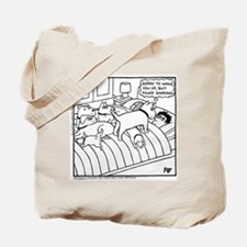 Middle Of The Night - Tote Bag
