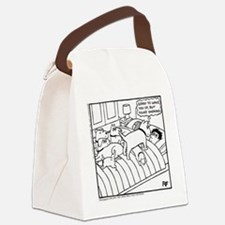 Middle Of The Night - Canvas Lunch Bag