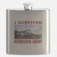 HURRICANE SANDY Flask