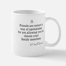 Friends Small Small Mug